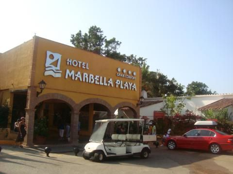 Marbella Playa (Edificio)