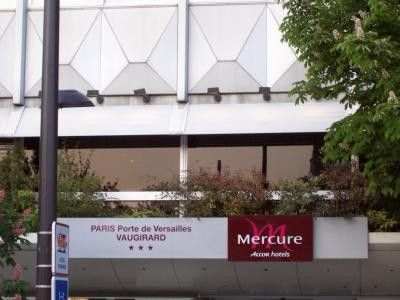 Mercure Paris Vaugirard Porte de Versailles (Edificio)