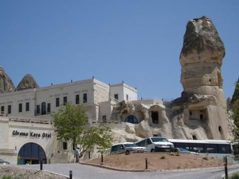Goreme Kaya (Gebude)