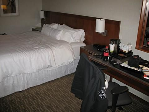 Westin San Francisco Market Street (Room and features)