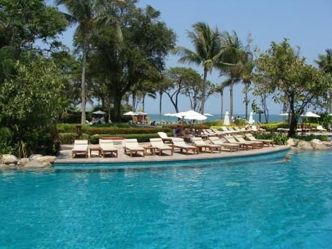 Hyatt Regency Hua Hin (Auenanlage)