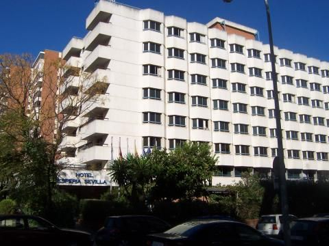 Hesperia Sevilla (Edificio)