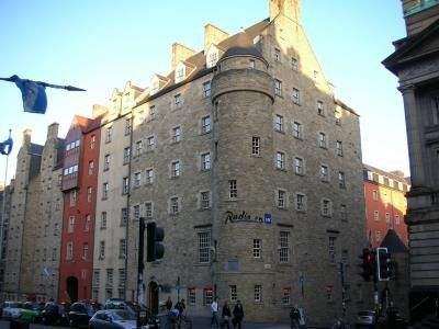 Radisson Blu Edinburgh (Building)