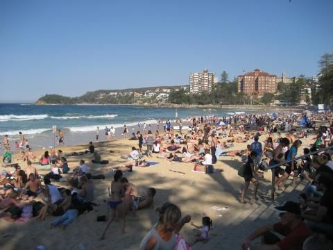 Manly Beach (Exterior view)