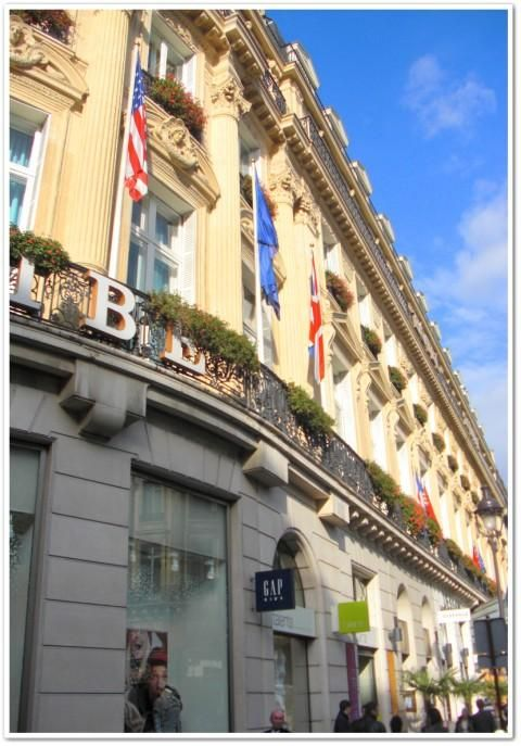 Scribe Paris managed by Sofitel (Edificio)