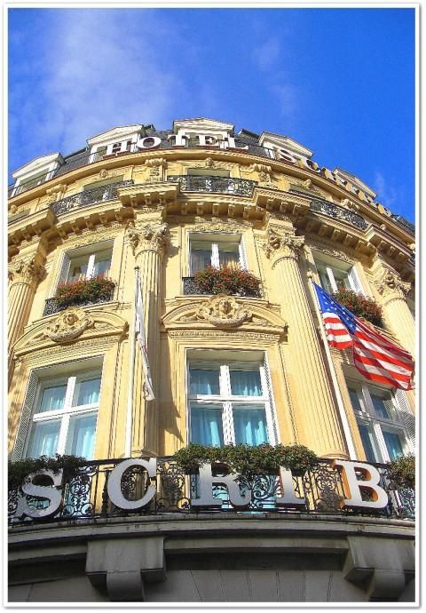 Scribe Paris managed by Sofitel (Building)