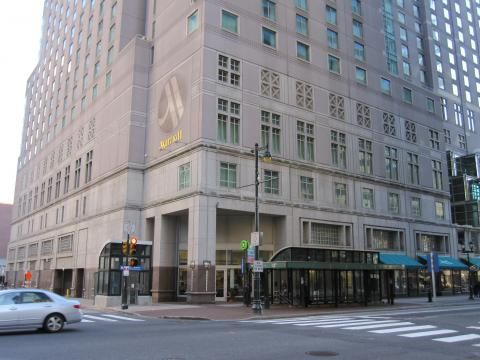 Philadelphia Marriott Downtown (Bâtiment)