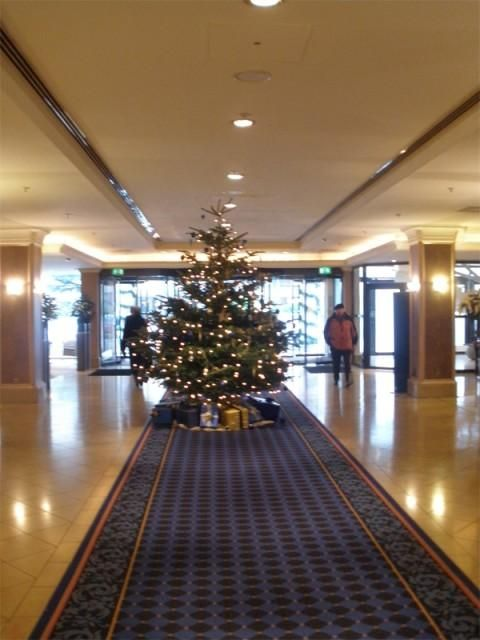 InterContinental Frankfurt (Lobby)