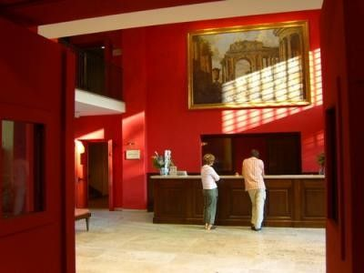 Adagio Roma Dehon (Lobby)