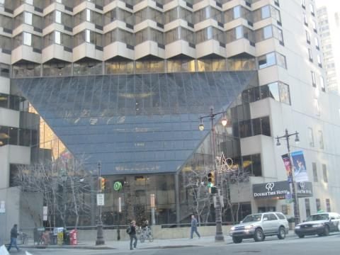 DoubleTree Philadelphia City Center (Gebude)