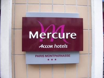 Mercure Paris Gare Montparnasse (Building)