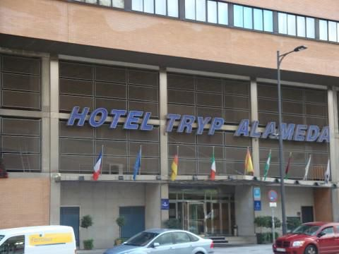 Tryp Mlaga Alameda (Edificio)