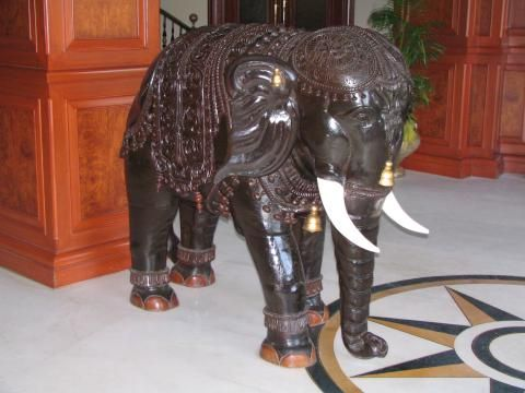 Annamalai International Pondicherry (Lobby)