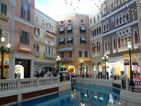 The Venetian Macao-Resort (Otros)