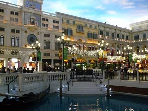 The Venetian Macao-Resort (Sonstiges)