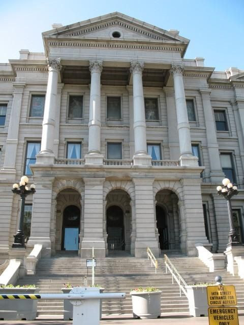 Colorado State Capitol (Aussenansicht)