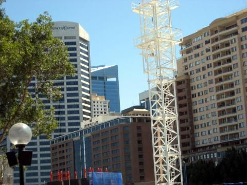 PARKROYAL Darling Harbour (Building)
