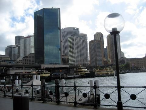 Marriott Sydney Harbour (Building)