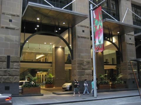 The Westin Sydney (Gebude)