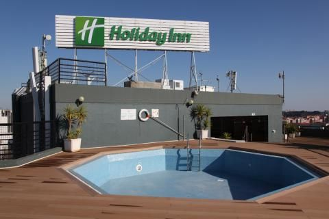 Holiday Inn Lisboa (Zonas comunes exteriores)