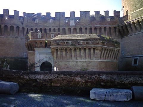 Castello di Giulio II (Veduta)