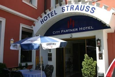City Partner Hotel Strauss (Gebäude)