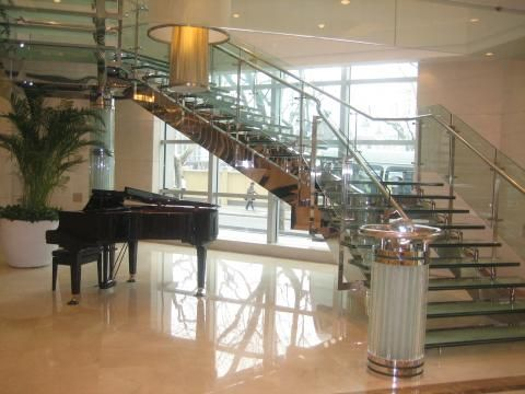 Howard Johnson Huaihai Hotel (Lobby)