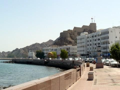 Corniche Muscat (View)