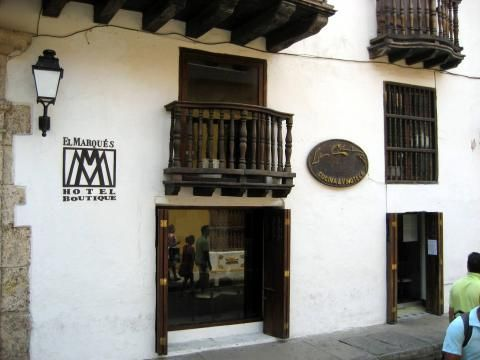 El Marques Boutique (Building)