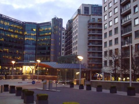 Novotel London Paddington (Communal areas (e.g. garden))