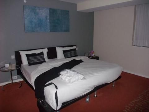 Park Plaza Leeds (Room and features)