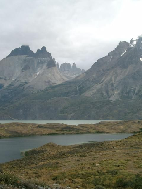Torres del Paine National Park (Exterior view)