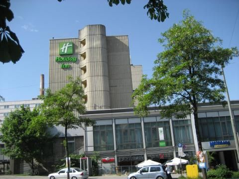 Holiday Inn Munich City - Centre (Gebäude)