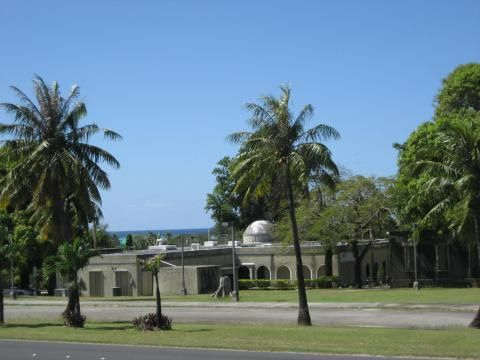 Old Japanese Hospital - Northern Marianas Islands Museum of History and Culture (Vista exterior)