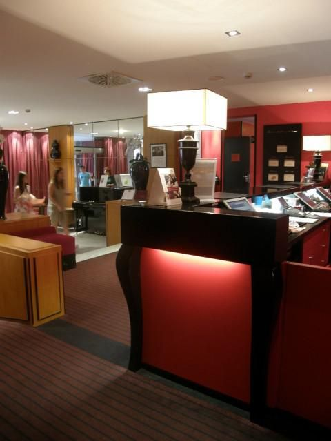 Mercure München City Center (Lobby)