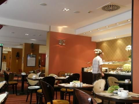 Mercure München City Center (Restaurant)