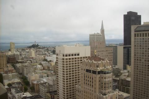 The Westin St Francis (View)