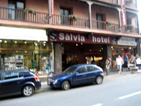 Sàlvia d'Or (Edificio)
