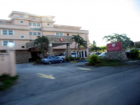 Ramada Hotel and Suites Tamuning (Building)