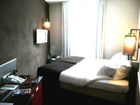WestCord City Centre Hotel Amsterdam (Room and features)