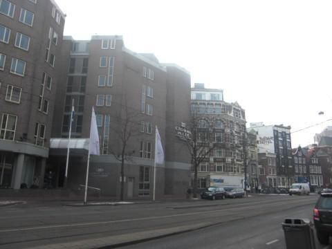 Crowne Plaza Amsterdam City Centre (Building)