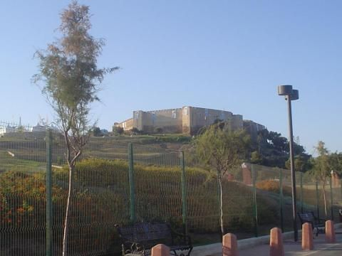 Castillo Sohail (Vista exterior)