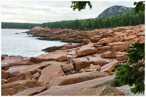 Acadia National Park (Vista exterior)