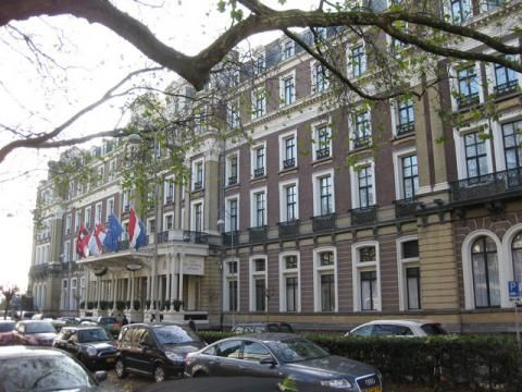 InterContinental Amstel Amsterdam (Building)
