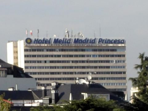 Meliá Madrid Princesa (Edificio)