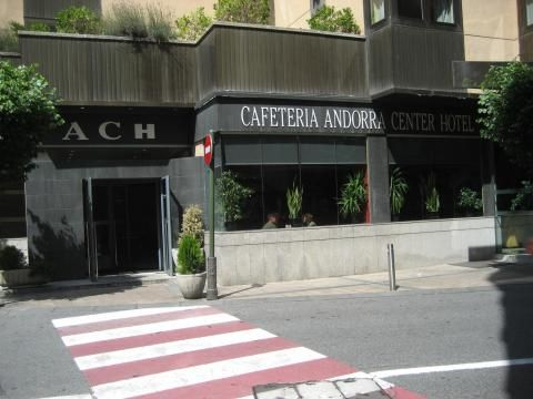 Andorra Center (Restaurante)