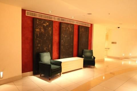 London Marriott West India Quay (Lobby)