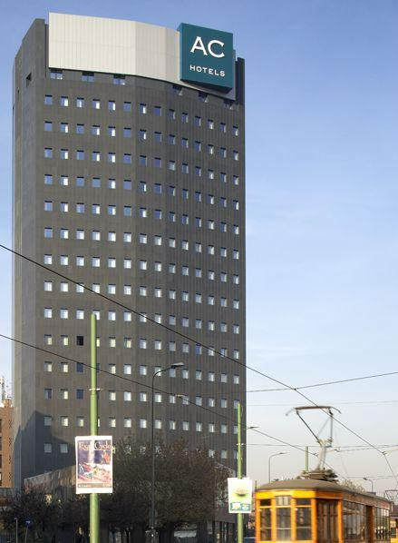 AC Hotel Milano by Marriott (Building)