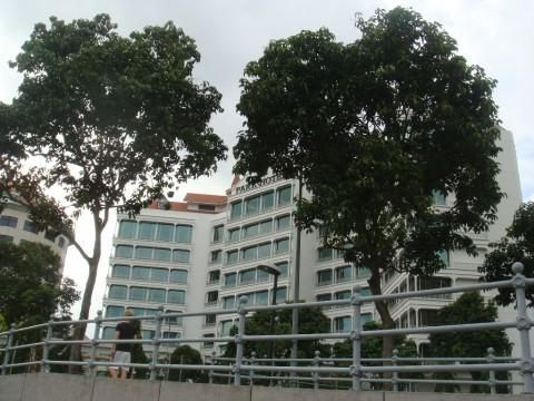 Park Hotel Clarke Quay (Building)