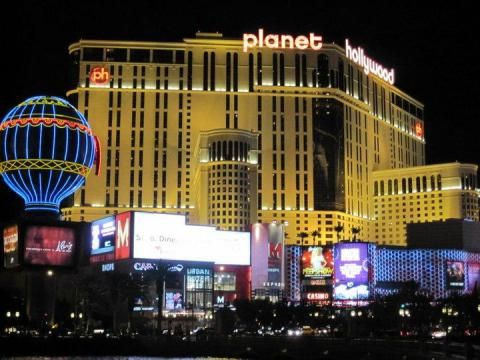 Planet Hollywood Resort and Casino (Building)